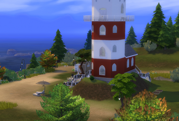 Home in a Lighthouse