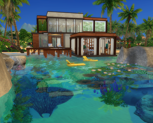 Sulani Spa | All4Sims Projekt